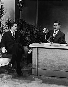 Johnny Carson & Ed McMahon