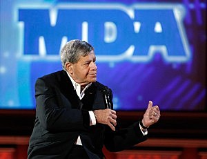 Jerry Lewis 2009