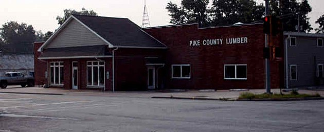 Pike County Lumber office