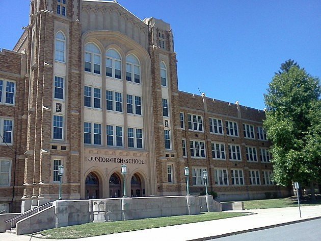 Quincy Junior High School - Quincy, Illinois