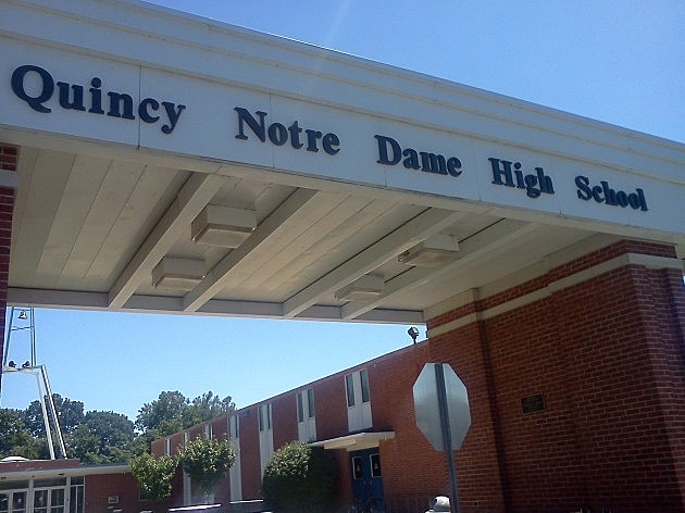Quincy Notre Dame High School - Quincy, Illinois