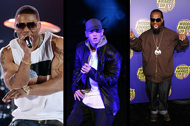 Rappers and Hip Hop Stars from Missouri