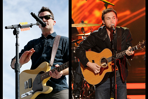 OAR and Phillip Phillips coming to Fox Theatre in St Louis, MO