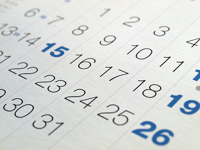 Calendar of Events Quincy, Illinois 2015