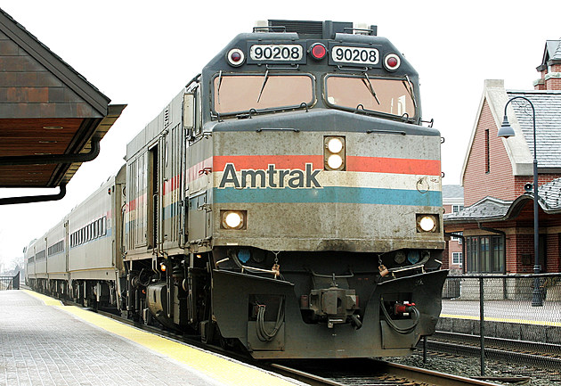 New Federal Budget Proposes Cut Of Amtrak Subsidies