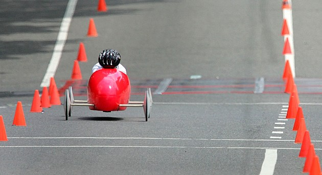 Soap Box Derby Races Down Capitol Hill