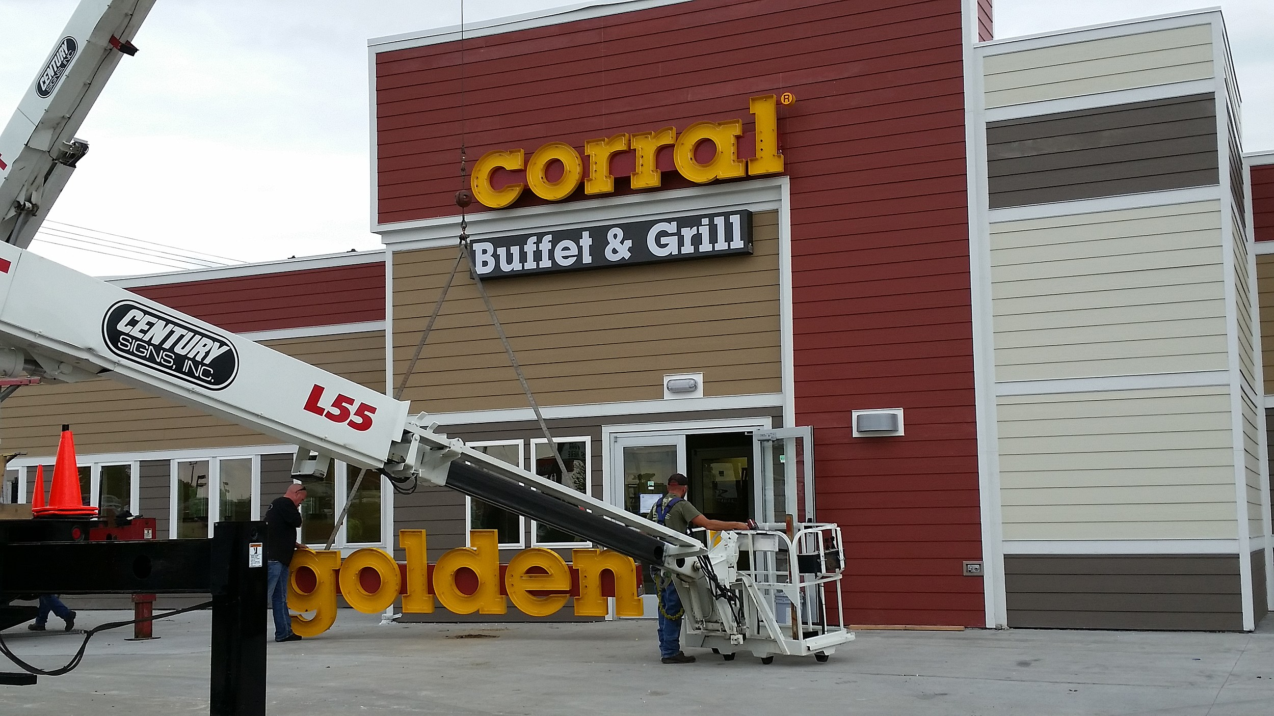 Golden Corral Announces Opening Date
