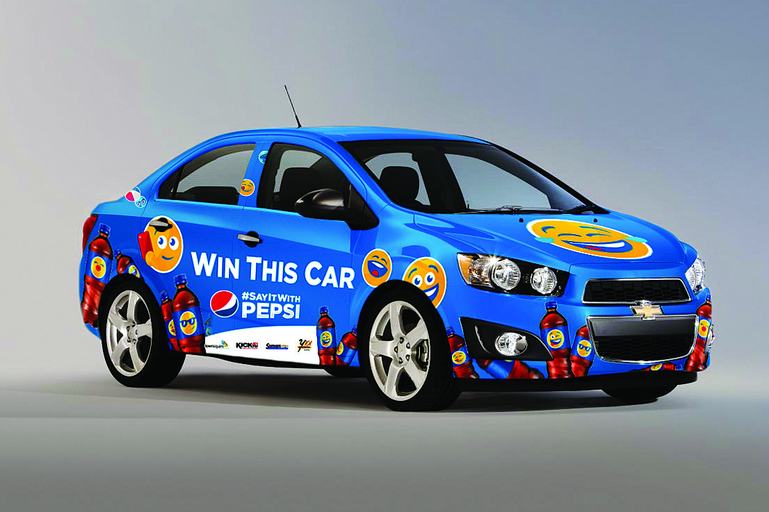 win a chevy sonic