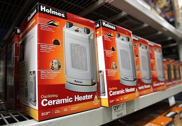 Demand For Space Heaters Soars As Energy Bills Rise