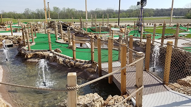 Scottie's Mini Golf