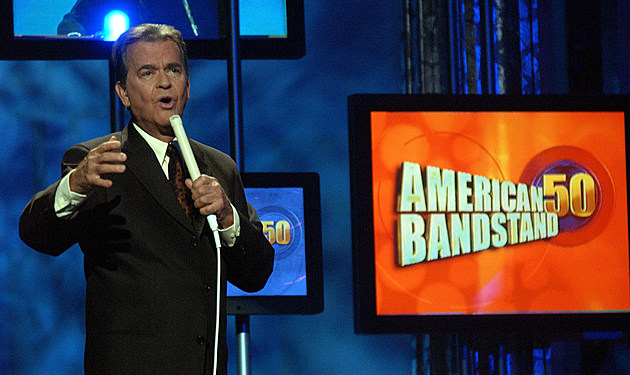 Taping of American Bandstands 50th...A Celebration